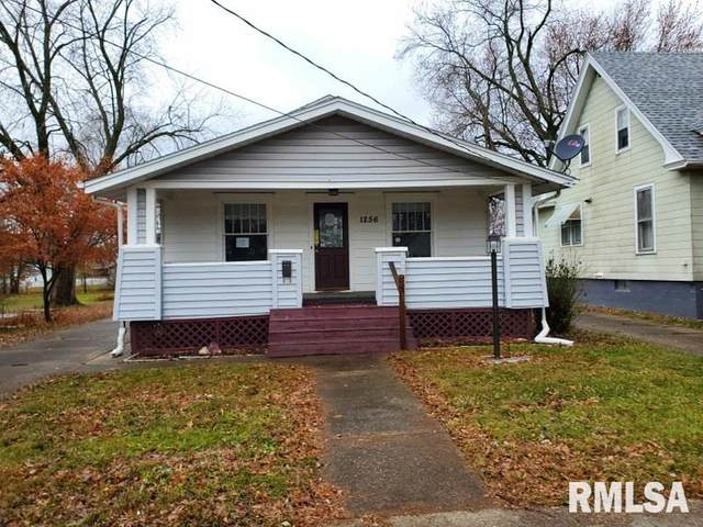 1256 Florence Avenue, Galesburg, IL 61401 (#QC4218389) :: The Bryson Smith Team