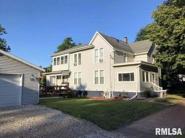 214 W Chestnut Street, Canton, IL 61520 (#PA1221829) :: Killebrew - Real Estate Group