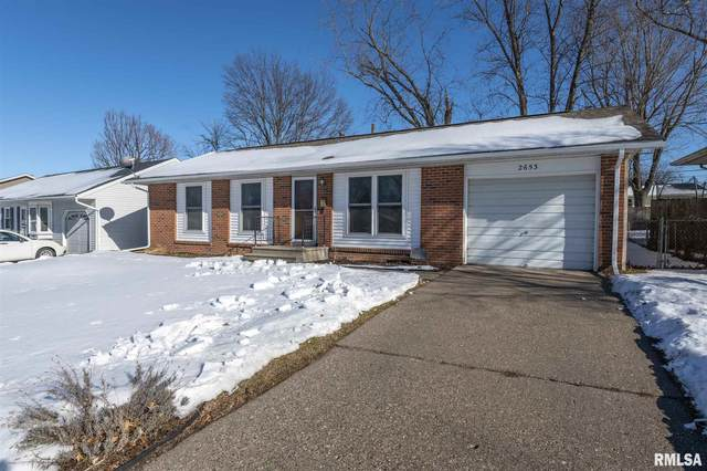 2653 N Elsie Avenue, Davenport, IA 52804 (#QC4218406) :: Killebrew - Real Estate Group