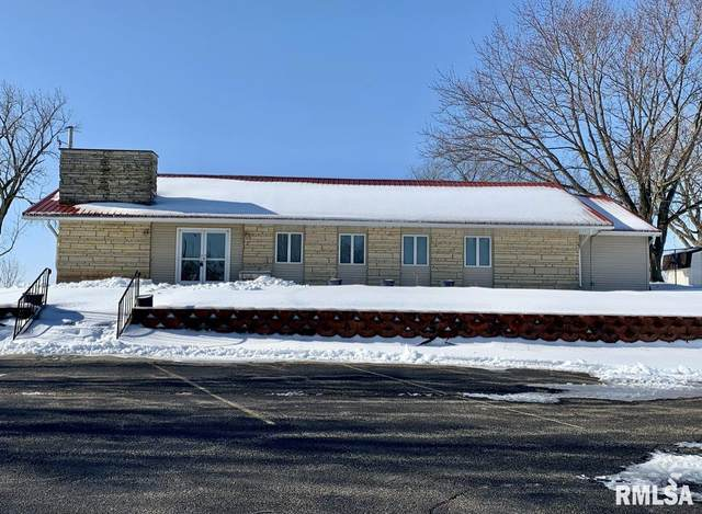 3704 N 3RD, Clinton, IA 52732 (#QC4218407) :: Killebrew - Real Estate Group