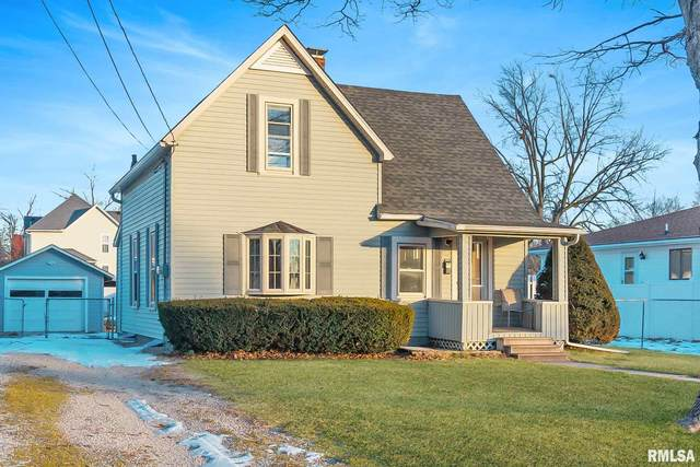 1409 N Cedar Street, Galesburg, IL 61401 (#PA1221836) :: Killebrew - Real Estate Group