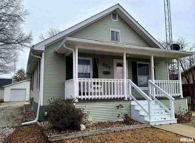 635 N High Street, Carlinville, IL 62626 (#CA1004735) :: Killebrew - Real Estate Group