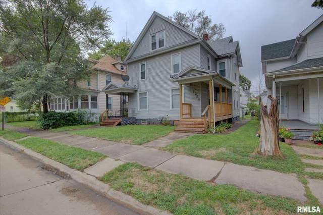 1228-1230 15TH Street, Rock Island, IL 61201 (#QC4218411) :: Killebrew - Real Estate Group