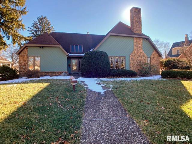 815 Compton Parkway, Macomb, IL 61455 (#PA1221847) :: Killebrew - Real Estate Group