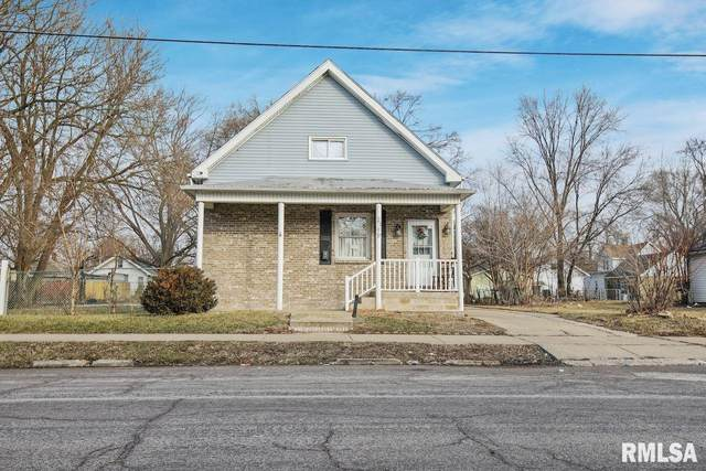 2009 W Garden Street, Peoria, IL 61605 (#PA1221884) :: The Bryson Smith Team