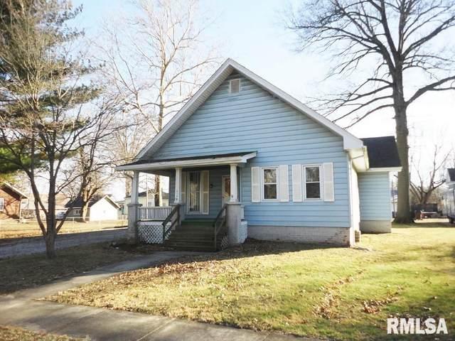 412 W First Street, Taylorville, IL 62568 (#CA1004774) :: RE/MAX Professionals