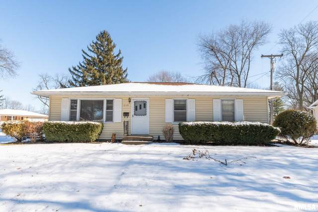 710 North Street, Henry, IL 61537 (#PA1221975) :: Killebrew - Real Estate Group