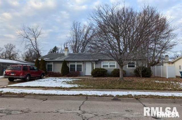 709 41ST Avenue, East Moline, IL 61244 (#QC4218611) :: Paramount Homes QC