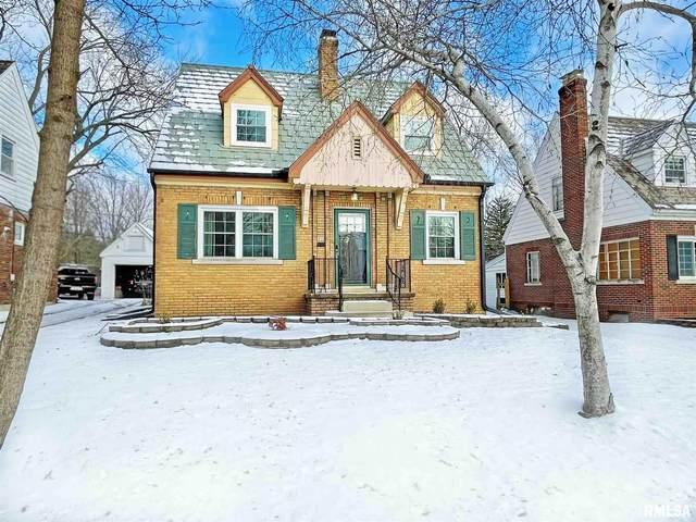 431 W Forrest Hill Avenue, Peoria, IL 61604 (#PA1222010) :: Killebrew - Real Estate Group