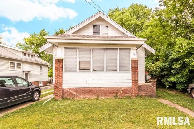 805 W Gift Avenue, Peoria, IL 61604 (#PA1222058) :: Killebrew - Real Estate Group