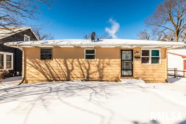 1715 N Bestor Street, Peoria, IL 61603 (#PA1222082) :: The Bryson Smith Team