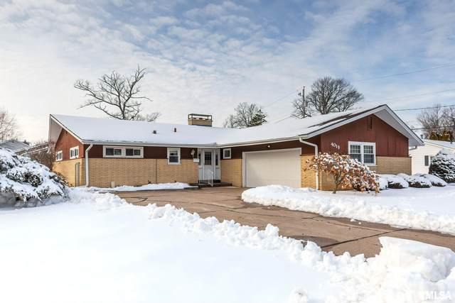 4019 5TH Street, East Moline, IL 61244 (#QC4218744) :: Paramount Homes QC