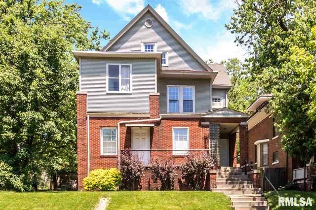 217 W Columbia Terrace, Peoria, IL 61604 (#PA1222146) :: Killebrew - Real Estate Group