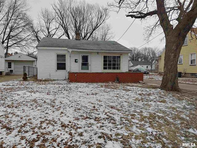 1604 S Kneer Street, Peoria, IL 61605 (#PA1222186) :: Killebrew - Real Estate Group