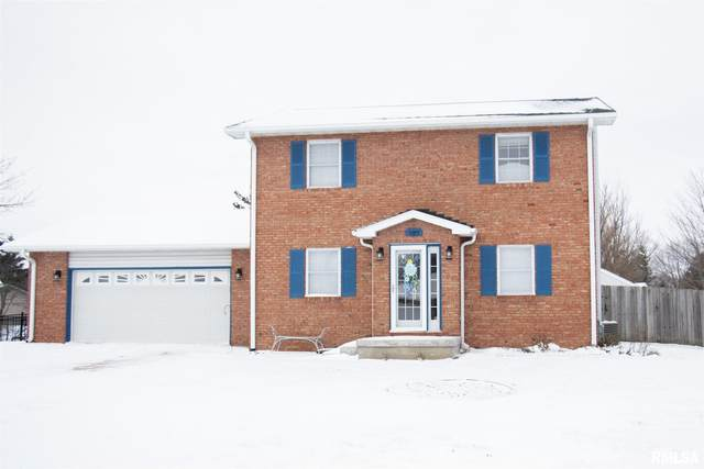 707 N Bitterroot Court, Athens, IL 62613 (#CA1005002) :: Killebrew - Real Estate Group