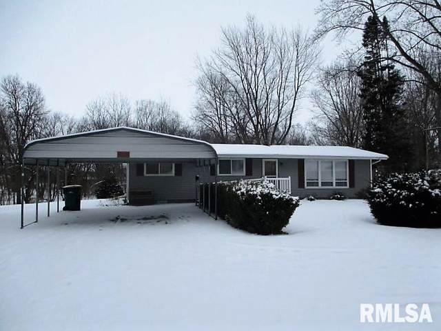 1101 Maple Avenue, Macomb, IL 61455 (#PA1222261) :: Killebrew - Real Estate Group