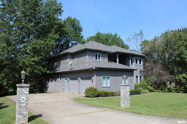247 Lake Indian Hills Drive, Carbondale, IL 62902 (#QC4218863) :: The Bryson Smith Team