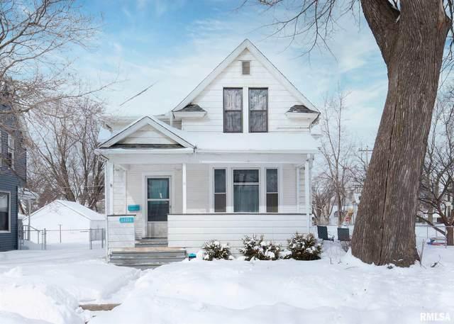1404 W 14TH Street, Davenport, IA 52804 (#QC4218866) :: Killebrew - Real Estate Group
