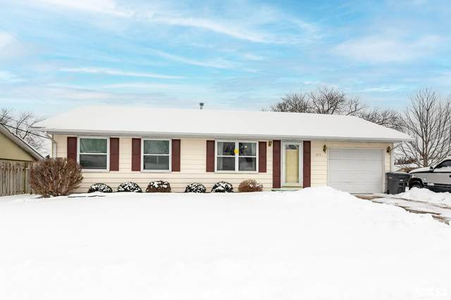 301 W 30TH Avenue West, Milan, IL 61264 (#QC4218872) :: Killebrew - Real Estate Group