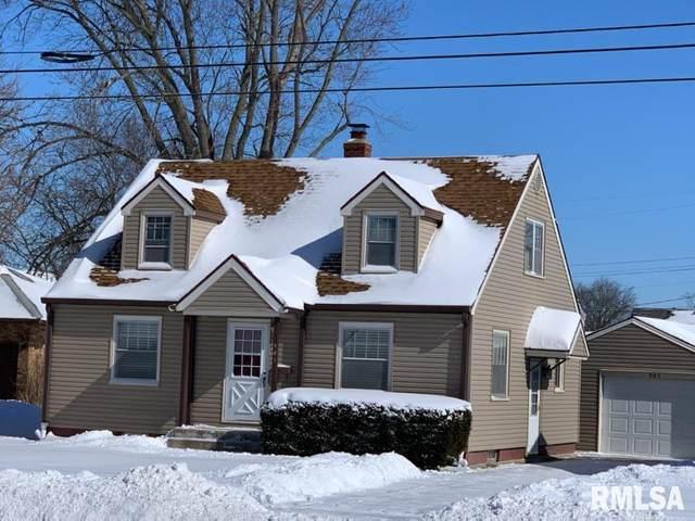 941 S Farnham Street, Galesburg, IL 61401 (#CA1005069) :: Killebrew - Real Estate Group