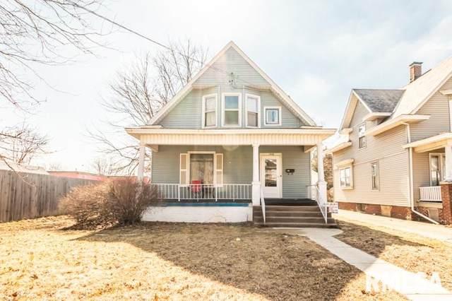 1916 W Clarke Avenue, West Peoria, IL 61604 (#PA1222333) :: Paramount Homes QC