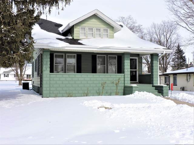 225 W Knoxville Street, Brimfield, IL 61517 (#PA1222343) :: Killebrew - Real Estate Group