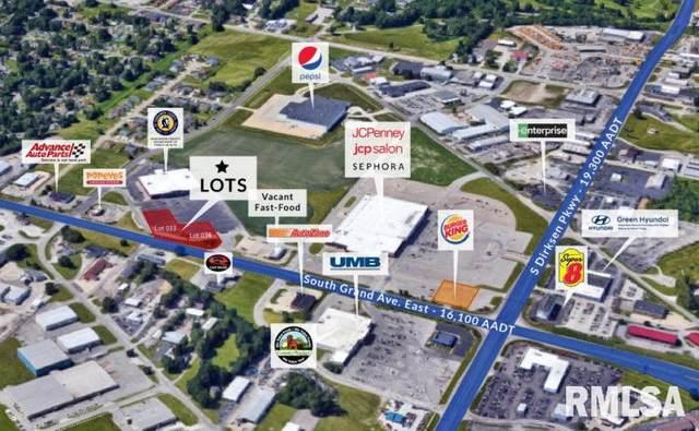 E South Grand, Springfield, IL 62703 (MLS #CA1005092) :: BN Homes Group