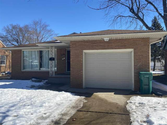 114 N Sterling Avenue, West Peoria, IL 61604 (#PA1222450) :: Killebrew - Real Estate Group
