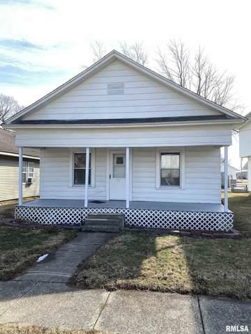 107 Cherry Street, Kincaid, IL 62540 (#CA1005195) :: The Bryson Smith Team