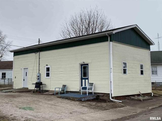417 Walnut Street, Kincaid, IL 62540 (#CA1005197) :: The Bryson Smith Team