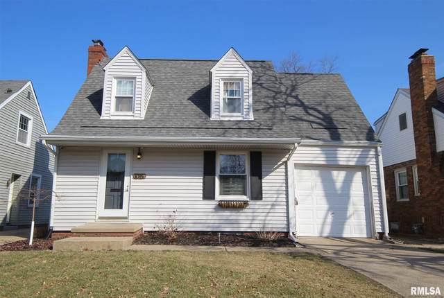 1015 E Norwood Avenue, Peoria, IL 61603 (#PA1222534) :: RE/MAX Professionals