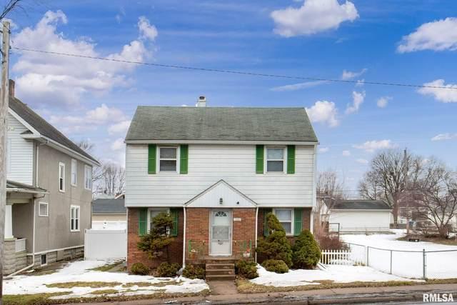 2432 N Division Street, Davenport, IA 52804 (#QC4219237) :: Killebrew - Real Estate Group