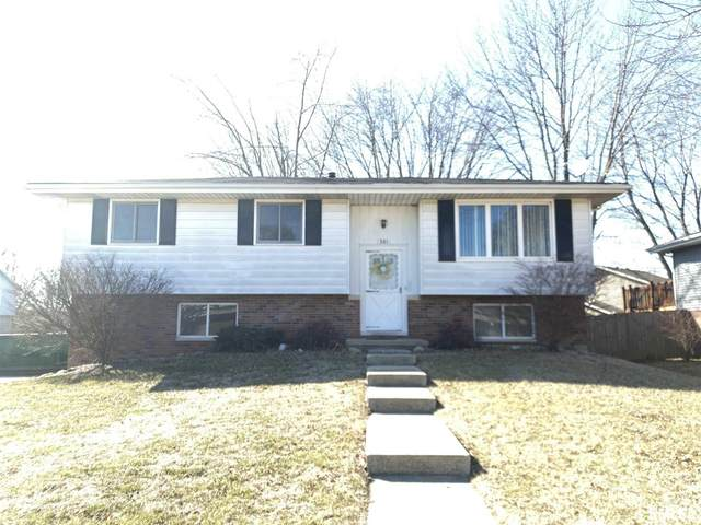 301 Briarbrook Drive, East Peoria, IL 61611 (#PA1222568) :: RE/MAX Preferred Choice