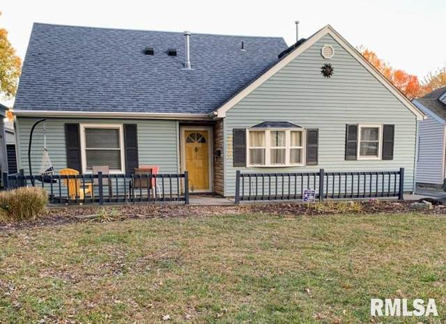 2320 S Pasfield Street, Springfield, IL 62704 (MLS #CA1005245) :: BN Homes Group