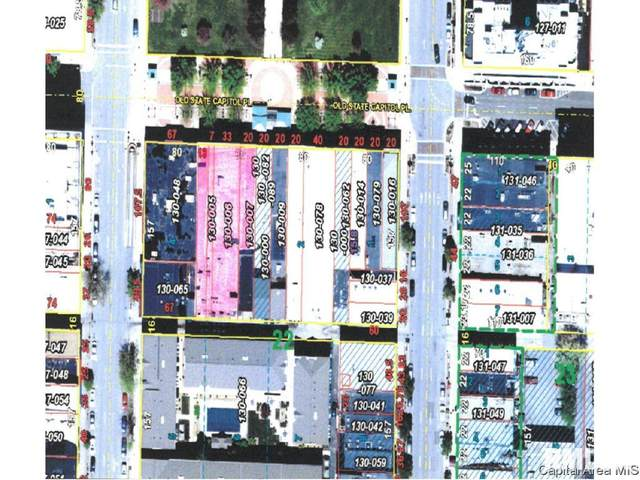508 E Adams, Springfield, IL 62701 (MLS #CA1005266) :: BN Homes Group