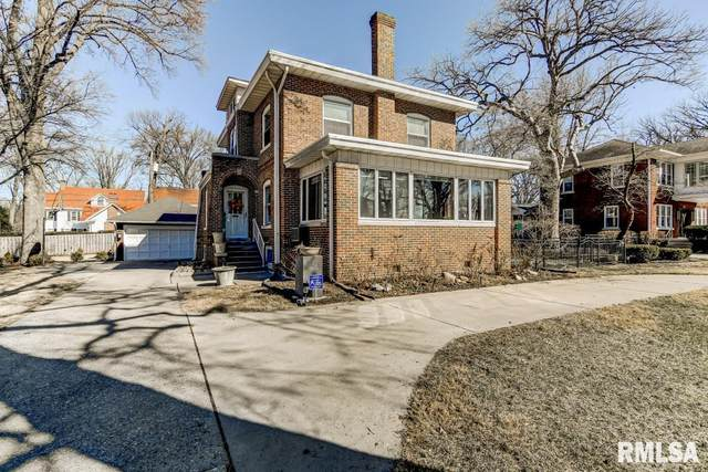 1043 Woodland Avenue, Springfield, IL 62704 (#CA1005268) :: RE/MAX Preferred Choice