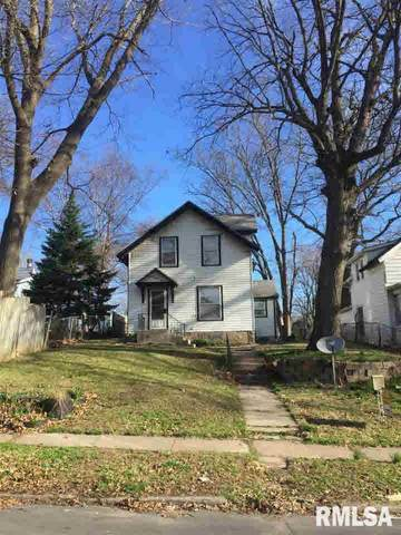 1124 E 14TH Street, Davenport, IA 52803 (#QC4219320) :: Nikki Sailor | RE/MAX River Cities