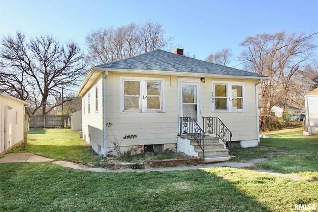 2609 18TH Street, East Moline, IL 61244 (#QC4219340) :: Paramount Homes QC