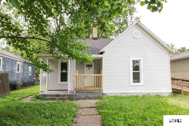 1409 N Mclean Street, Lincoln, IL 62656 (#CA1005344) :: Nikki Sailor | RE/MAX River Cities