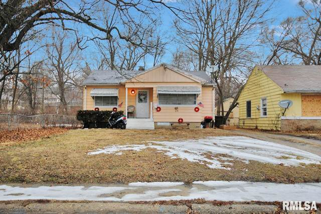 2131 W Butler Street, Peoria, IL 61605 (#PA1222697) :: Paramount Homes QC