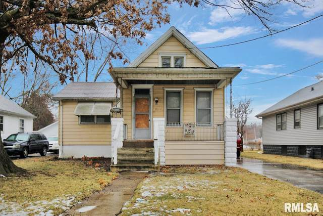 2214 W Butler Street, Peoria, IL 61605 (#PA1222698) :: Paramount Homes QC