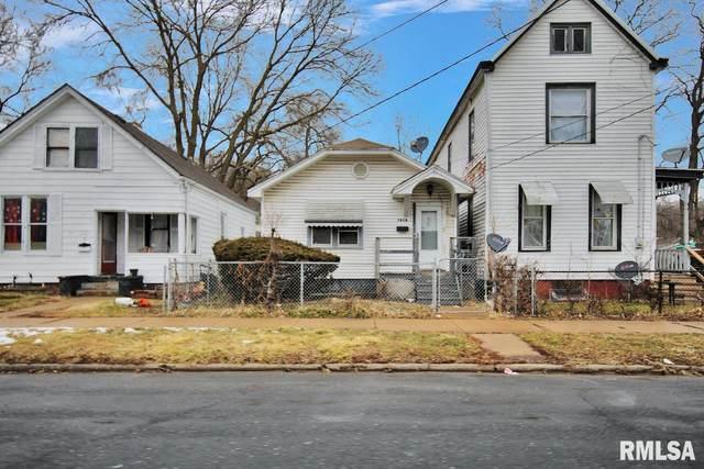 1315 W John H Gwynn Jr Avenue, Peoria, IL 61605 (#PA1222699) :: Paramount Homes QC