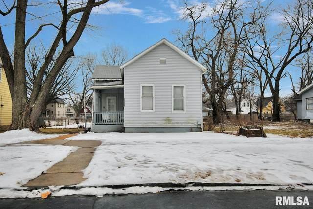 1618 W Kettelle Street, Peoria, IL 61605 (#PA1222700) :: Paramount Homes QC