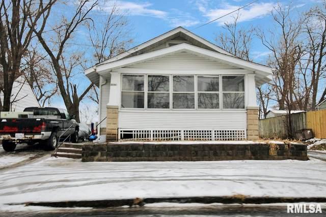 1828 W Latrobe Street, Peoria, IL 61605 (#PA1222702) :: Paramount Homes QC