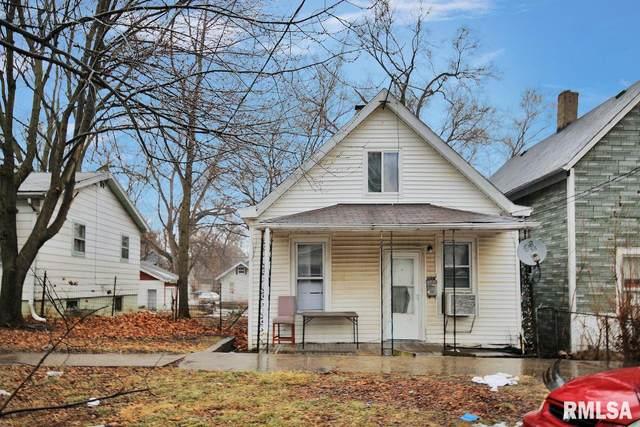 2011 W Ann Street, Peoria, IL 61605 (#PA1222703) :: Paramount Homes QC