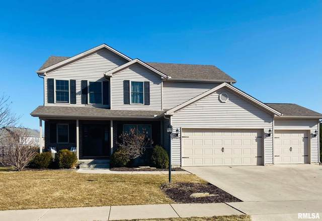 10610 N Glenfield Drive, Dunlap, IL 61525 (#PA1222746) :: RE/MAX Professionals