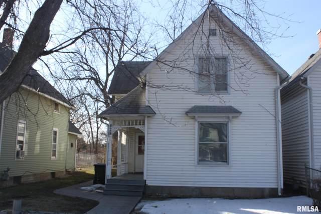 425 W 16TH Street, Davenport, IA 52803 (#QC4219442) :: Paramount Homes QC