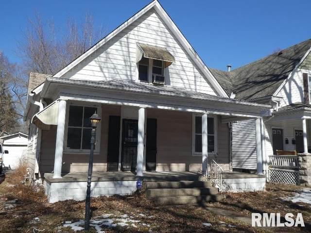 505 W Allen Street, Springfield, IL 62704 (#CA1005469) :: Paramount Homes QC