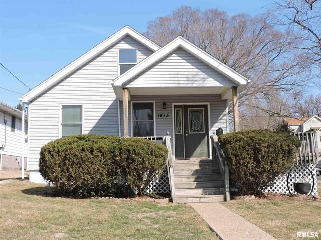 1415 E Tripp Avenue, Peoria, IL 61603 (#PA1222756) :: RE/MAX Professionals