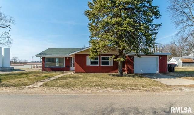 105 S Jefferson Street, Danvers, IL 61732 (#CA1005473) :: Paramount Homes QC